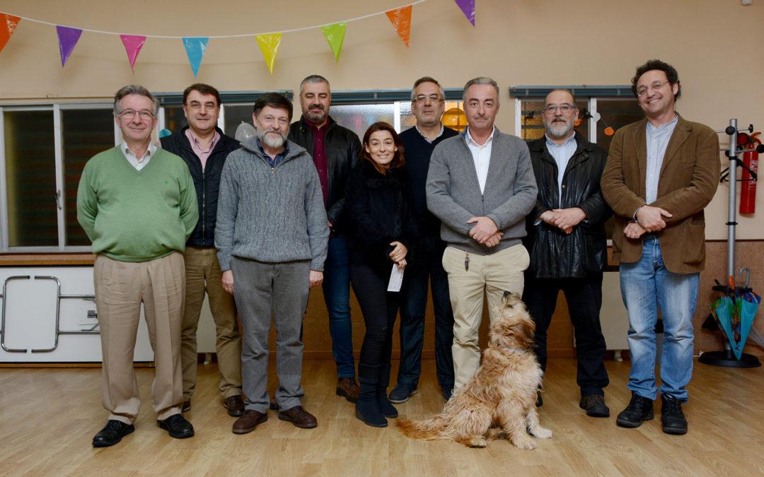 O inglés Jon Brokenbrow foi elexido  presidente da Asociación Veciñal Río Sarela